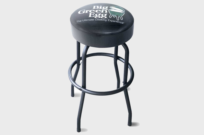 big green egg bar stool