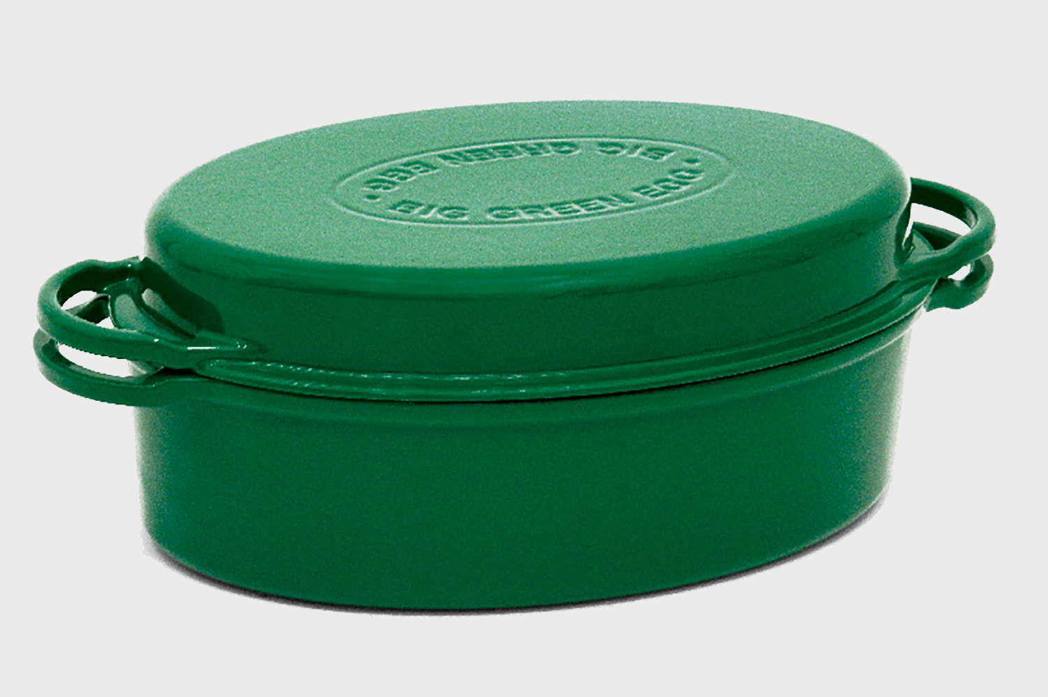 big green egg dutch oven