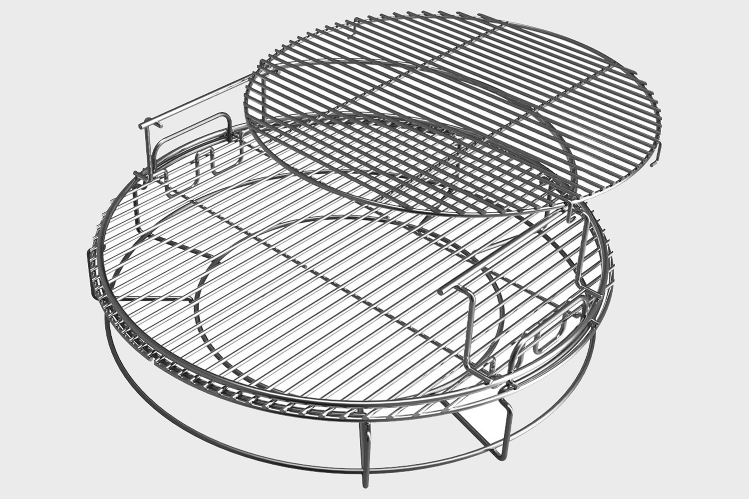 COOKING GRID FOR BIG GREEN EGG