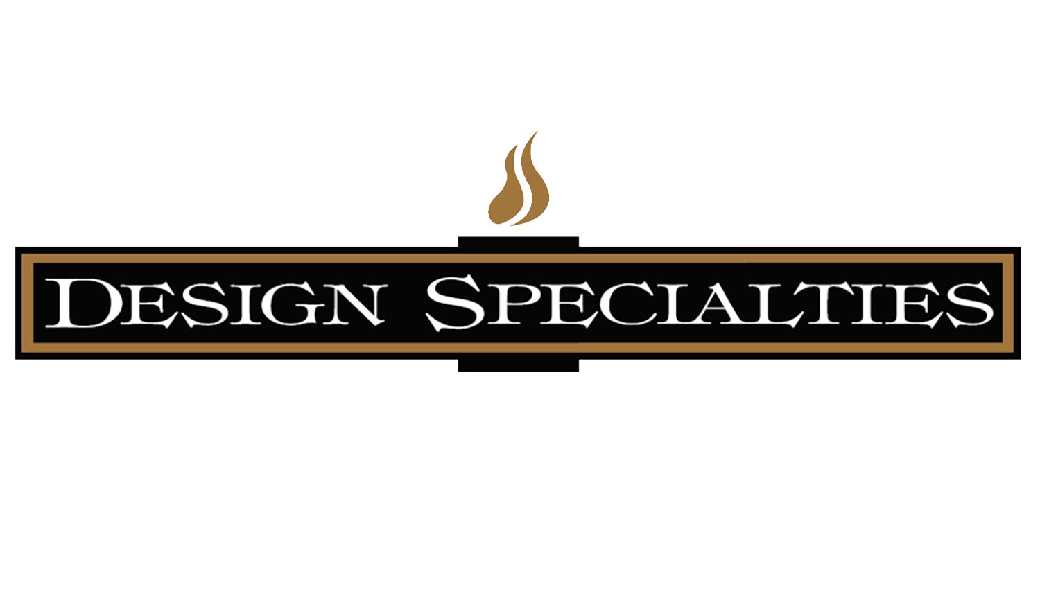 design specialties fireplace doors logo