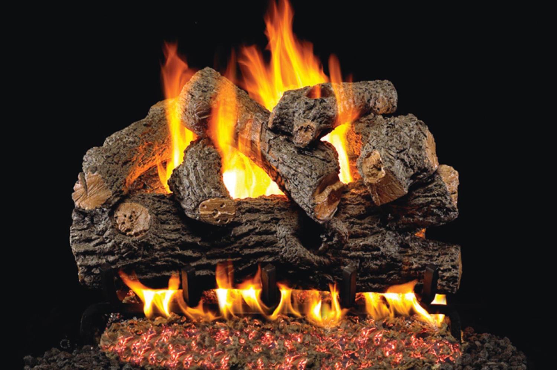 gas logs