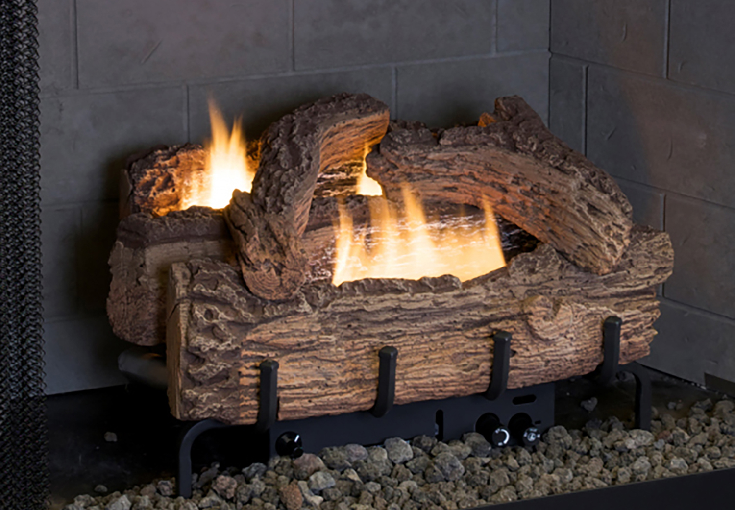 Vent Free Gas Log Insert
