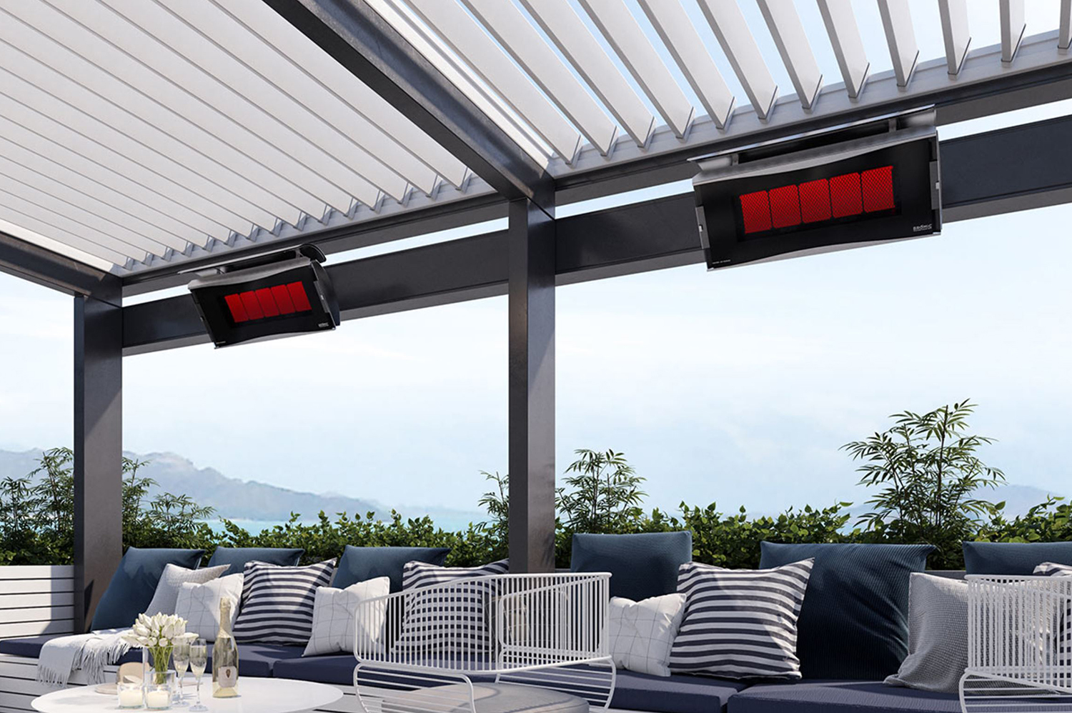 patio gas heaters