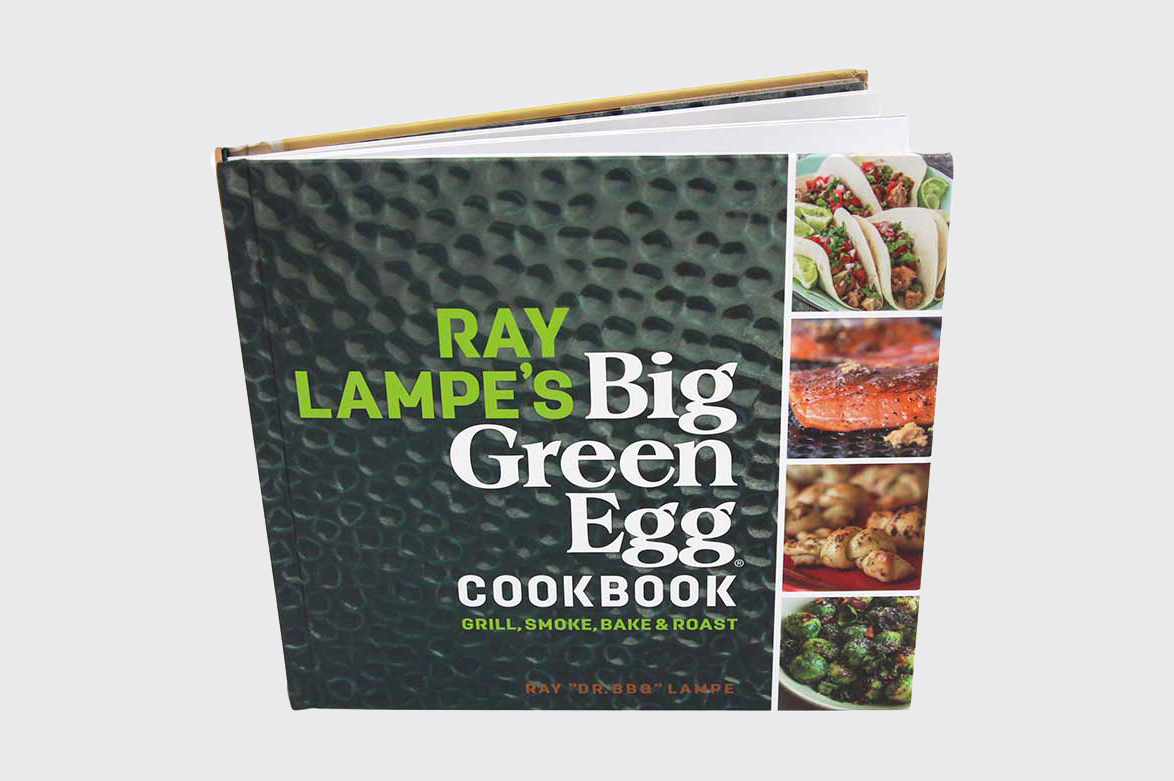 ray lampe cookbook