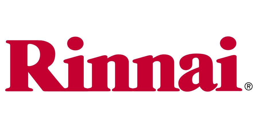 rinnai gas heaters logo