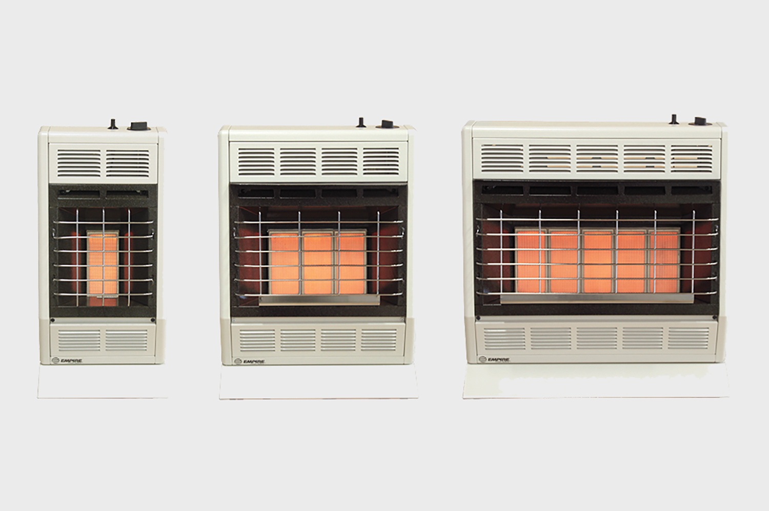 wall gas heaters