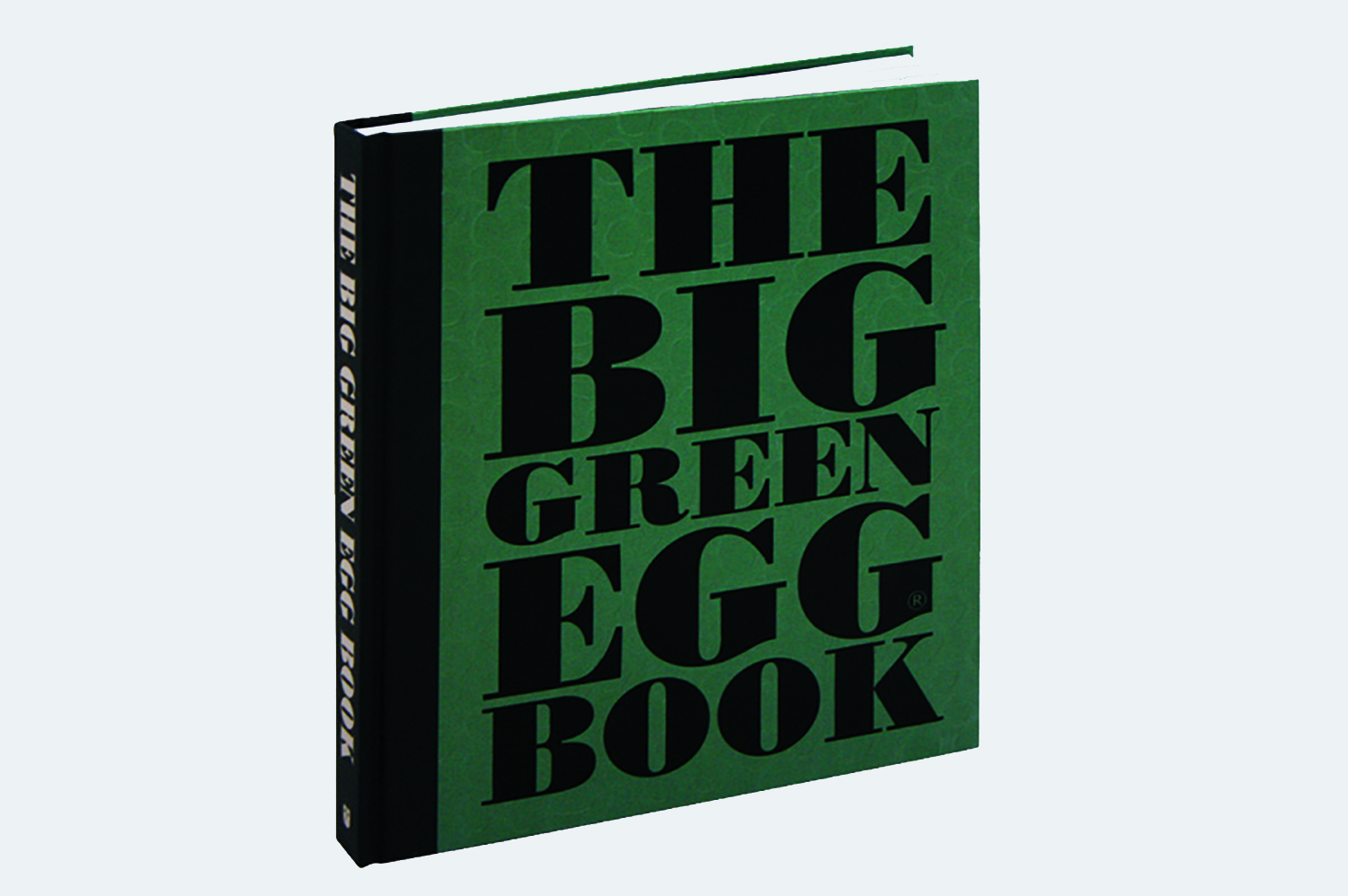 big green egg cookbook recipe