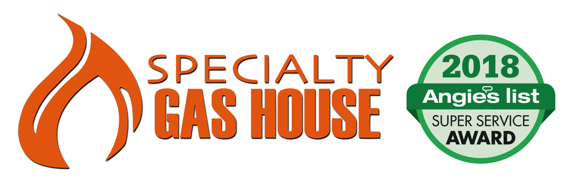 Specialty Gas House Logo