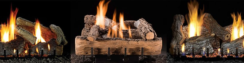 ventless gas logs tips