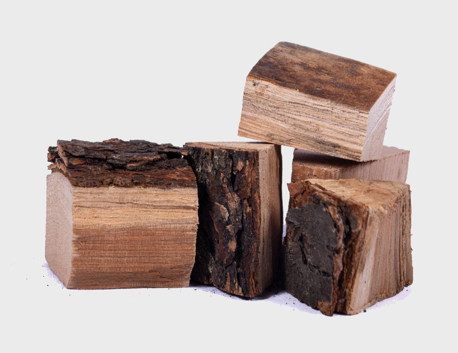 cherry smoking wood chunks