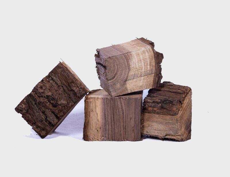 mulberry smoking wood chunks
