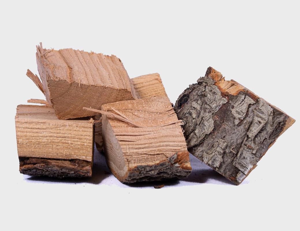 Peach Smoking Wood Chunks