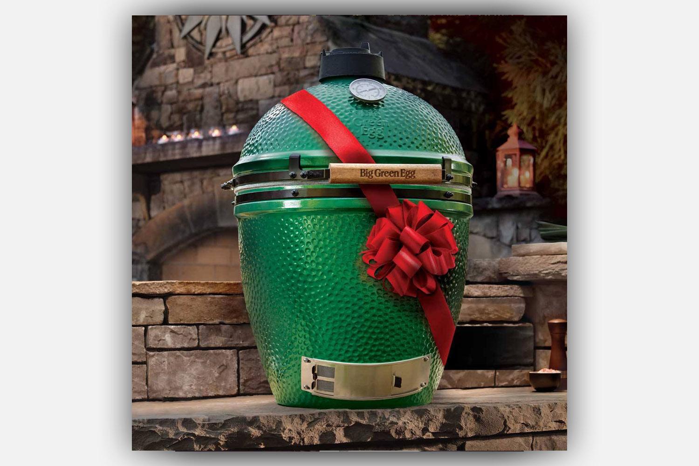 big green egg christmas gift