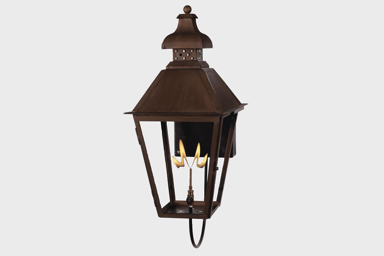 logan copper gas light