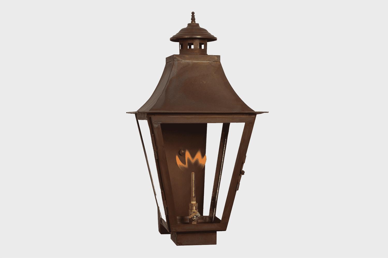 MONTROSE GAS LAMP