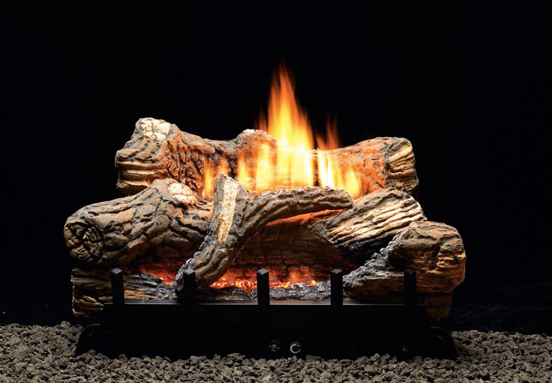 Flint Hill Oak Gas logs