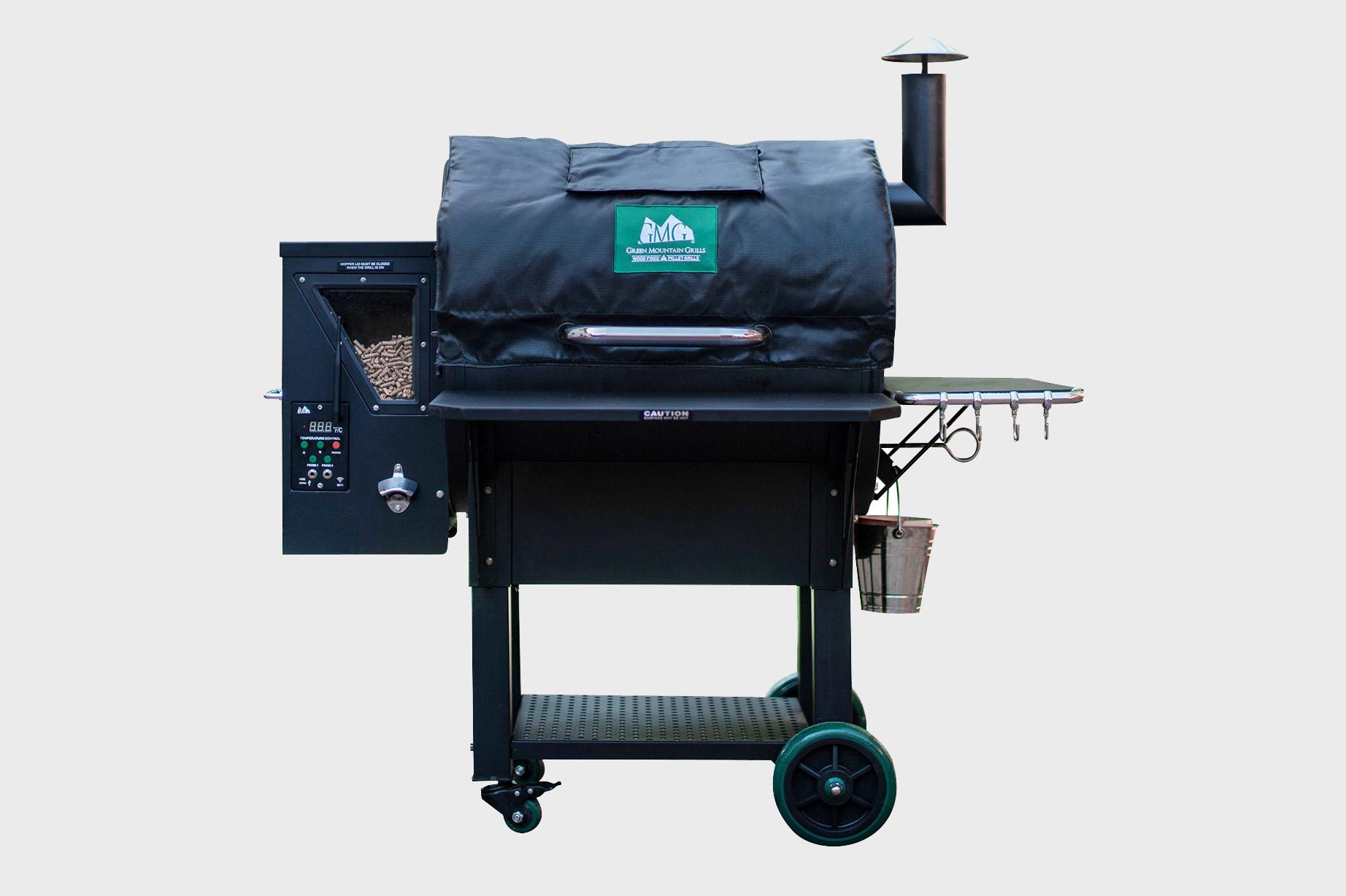 pellet grill thermal blanket